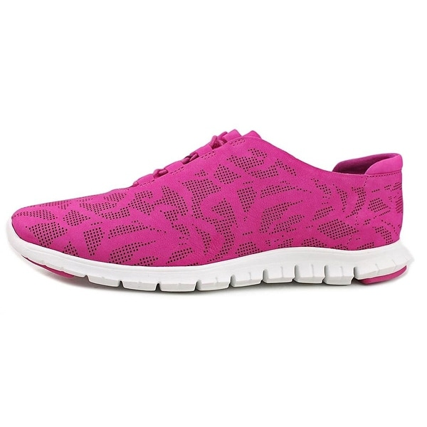 Cole Haan Womens ZeroGround PERF TRNR Low Top Lace Up Running Sneaker - 8