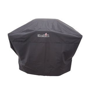 Char-Broil 9379754P04 Grill Cover, Black