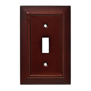 Franklin Brass W35241-C Classic Architecture Single Toggle Switch Wall Plate
