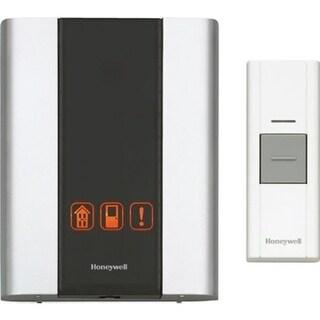 Honeywell Home RCWL300A1006-N PremWirelessDoorChime3BttnsBS
