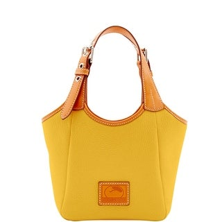 Dooney & Bourke Patterson Leather Small Penelope (Introduced by Dooney & Bourke at $228 in Dec 2016) - Dandelion