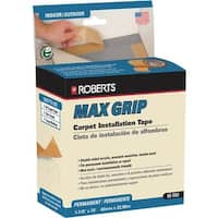 Q.E.P./Roberts Carpet Installation Tape 50-550 Unit: EACH