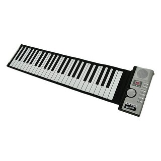 49 Key Roll-Up Electronic Portable Piano