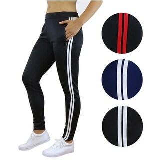 Women's Moisture Wicking Track Jogger Pants