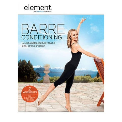 Element: Barre Conditioning - DVD