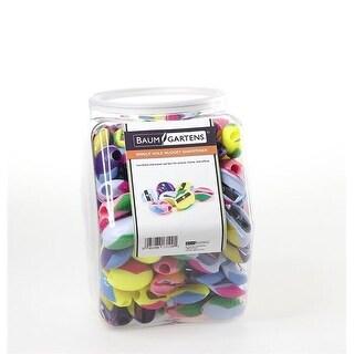Baumgartens Nugget Pencil Sharpener Single Hole ASSORTED Colors ()