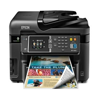 Epson WorkForce WF-3620 AIO Printer Workforce 3620 All In One