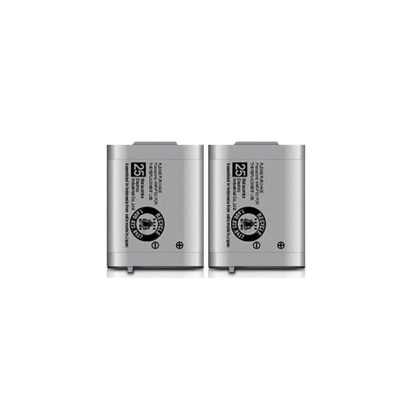 Replacement Panasonic KX-TG2720 NiMH Cordless Phone Battery (2 Pack)