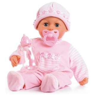 """Link to First Words 15""""  Baby Doll in Soft Pink Similar Items in Dolls & Dollhouses"""