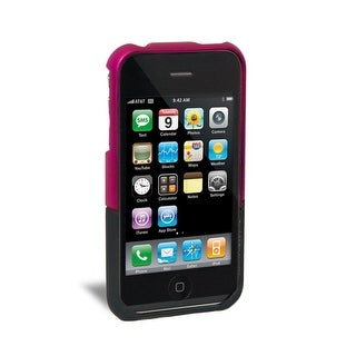 iFrogz Luxe Case for iPhone 3G, 3G S (Pink,Black)