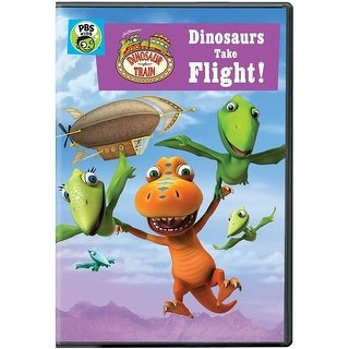 Dinosaur Train: Dinosaurs Take Flight [DVD]