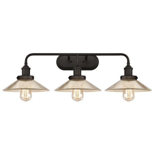 Westinghouse 6337800 Bonnie 3 Light 31 5 8 Wide Wall Sconce With