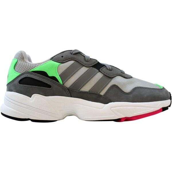 Adidas Yung-96 Grey/Green-Pink F35020