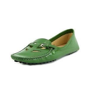 Tod's Bilboa Buchini+Fibbietta Patent Leather Moccasins