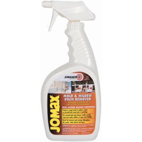 Jomax 60118 Mold & Mildew Stain Remover, 1 Qt