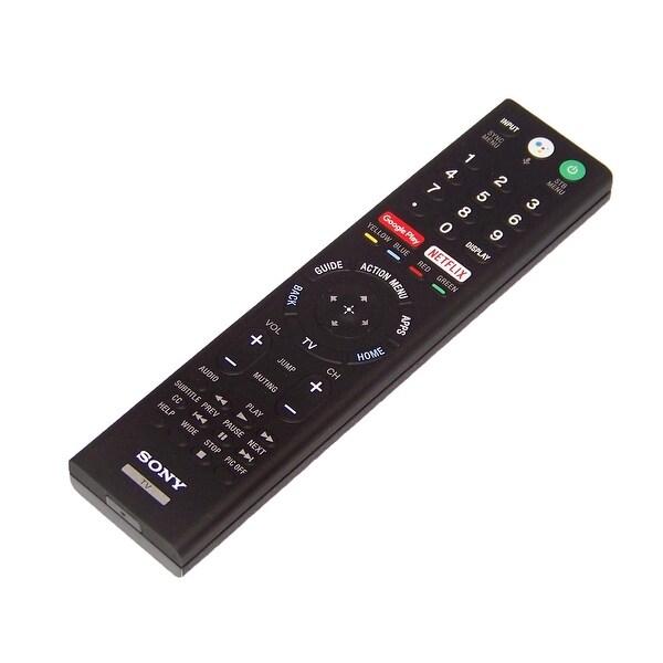 OEM Sony Remote Control Originally Shipped With XBR-55A8F, XBR-65A8F
