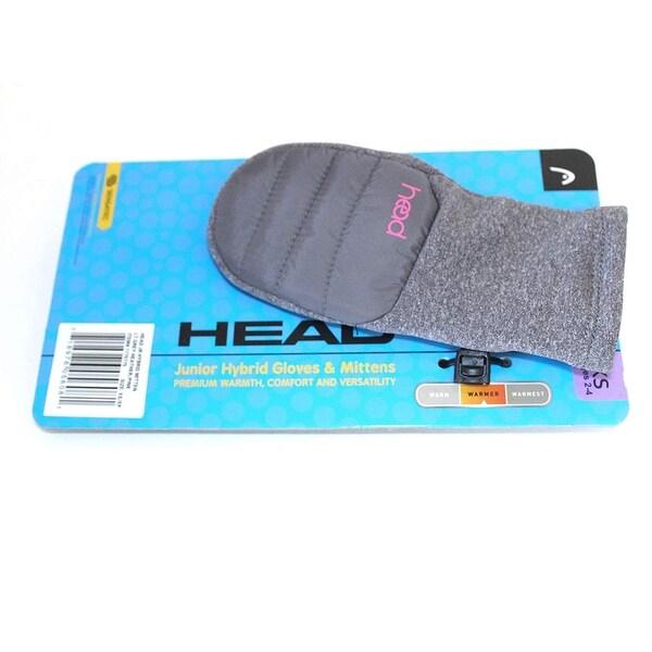 Head Jr Hybrid Gloves Mittens