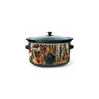 Nesco Slow Cooker Metallic Camouflage Slow Cooker