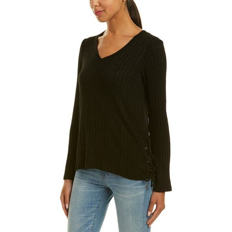 Michael Stars Laced Side Top