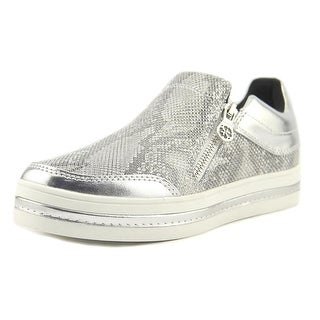 Guess Zanna Round Toe Canvas Sneakers