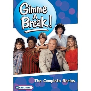 Gimme a Break-Complete Series [DVD]
