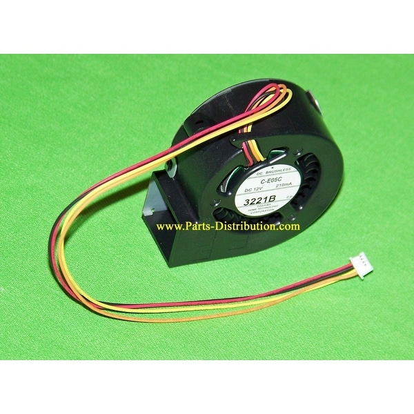 Epson Projector Lamp Fan: EB-X11H, EB-X12 EB-X14 EB-X14G EB-X14H EB-X15 EH-TW480