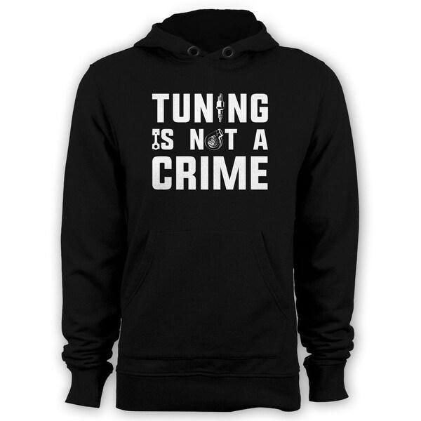 Tuning Is Not A Crime Hoodie Jdm Car Parts Hoody
