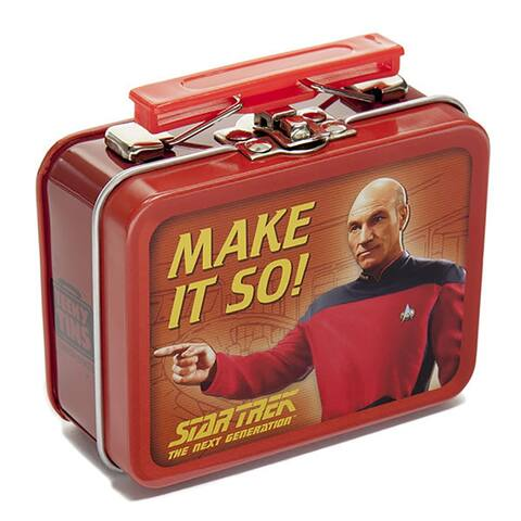 Star Trek The Next Generation Teeny Tin Lunch Box, 1 Random Design - multi