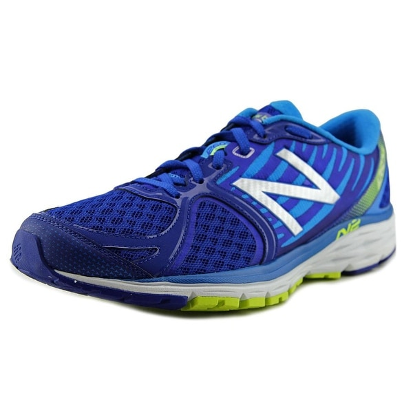 New Balance M1260 2E Round Toe Synthetic Running Shoe