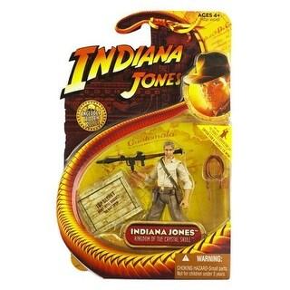 Kingdom of the Crystal Skull-Indiana Jones with Bazooka