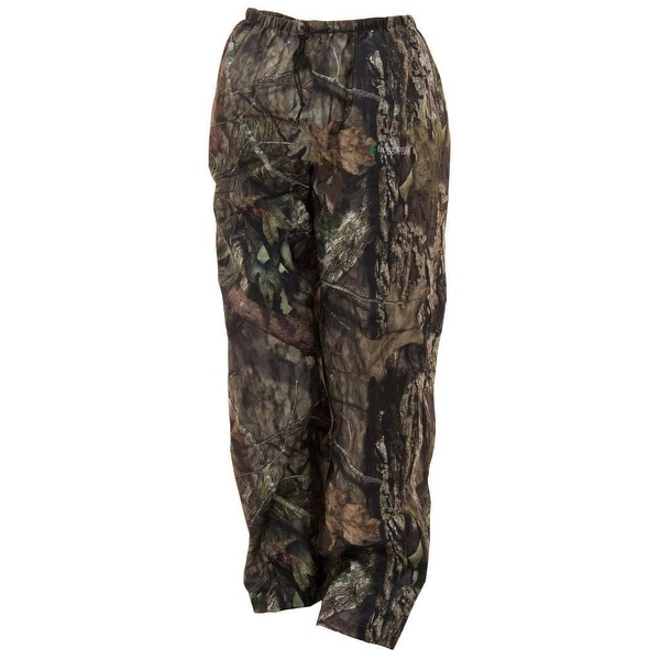 d37a3dbbef248 Shop Frogg Toggs Pro Action Rain Pants Mossy Oak Country Camo All Sizes -  Free Shipping On Orders Over $45 - Overstock - 24253713