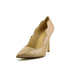 Chinese Laundry Savvy Pointed Toe Synthetic Heels