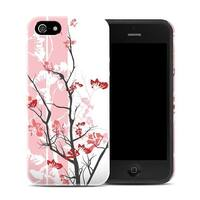 DecalGirl  Apple iPhone 5 Hybrid Case - Pink Tranquility