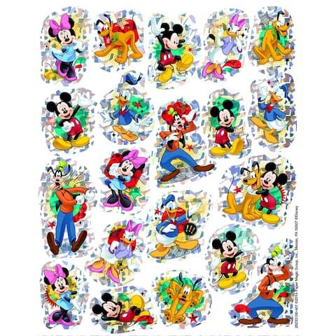 Mickey Sparkle Stickers