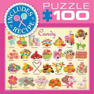 Candy 100 Piece Puzzle