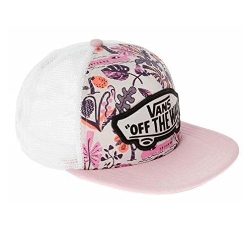 Vans Beach Girl Trucker Hat - floral jacquard - One size