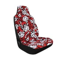 Pilot Automotive SC-419R Red Hawaiian High Back Seat Cover