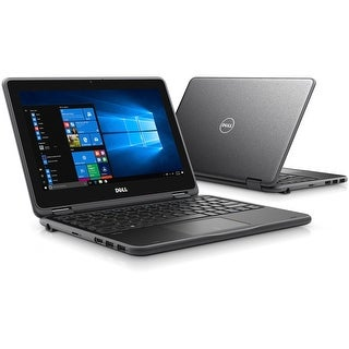 """Dell Latitude 3189 11.6"""" Touchscreen LCD 2 in 1 Notebook - Intel (Refurbished)"""