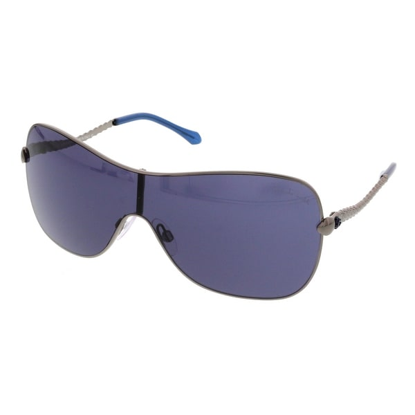 Roberto Cavalli RC 793/S 08B Silver Mask/Shield Sunglasses