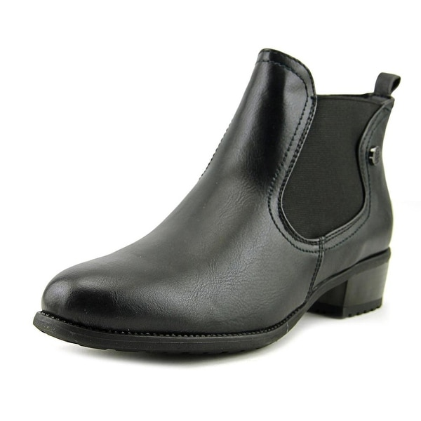 Patrizia By Spring Step Byron Women Black Boots