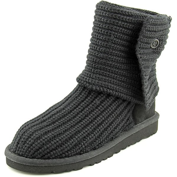 Shop Ugg Australia Cardy Round Toe Canvas Winter Boot