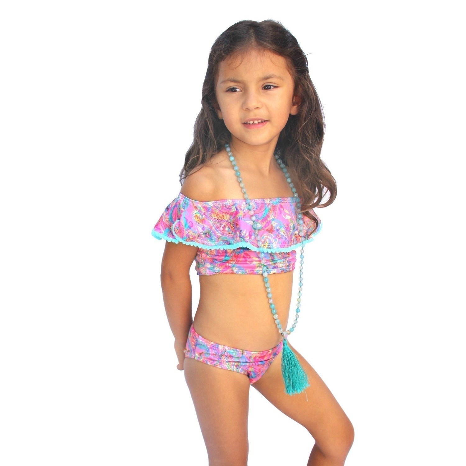 535009b3719e Buy Pink Girls' Swimwear Online at Overstock | Our Best Girls' Clothing  Deals