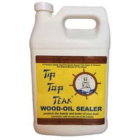Tip Top Teak Wood Oil Sealer - Gallon - TS 1002