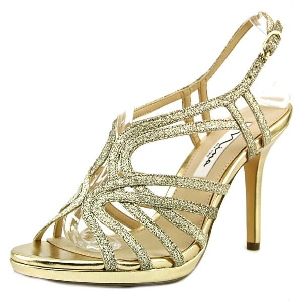 Nina Raisa Women Open Toe Synthetic Sandals