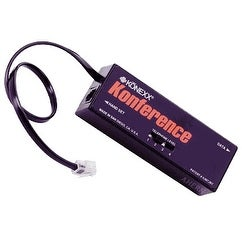 Konexx KON-10910 Audioconferencing Speakerphone Adapter