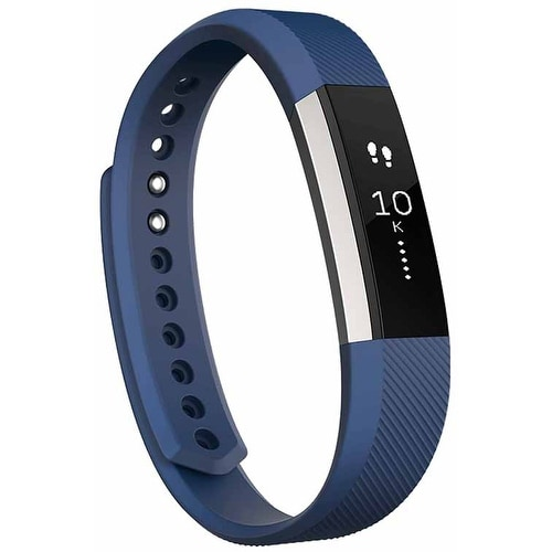 Fitbit Alta Activity Tracker (Blue, Large)