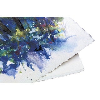 Arches 100% Cotton Rag Acid-Free Cold Press Watercolor Paper, 140 lb, 22 X 30 in, Off White, Pack of 10