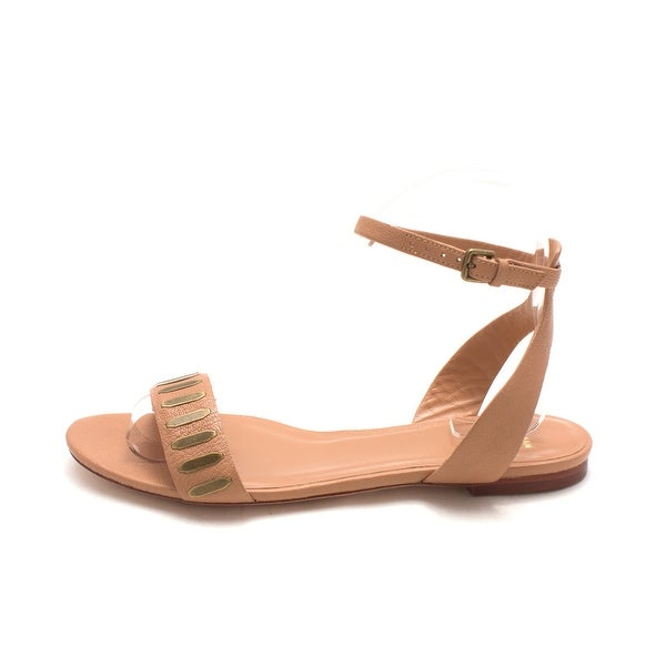 Cole Haan Womens 14A4126 Open Toe Casual Ankle Strap Sandals - 6