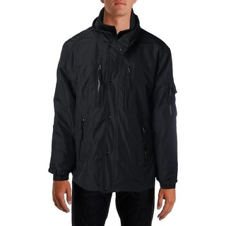 S13/NYC Mens Outerwear Lined Coat - XL