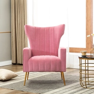Link to Elegant Wingback Chair Similar Items in Living Room Chairs